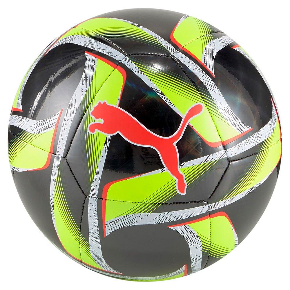 Puma Ballon Football Spin 5 Yellow Alert / Puma Black / Red Blast