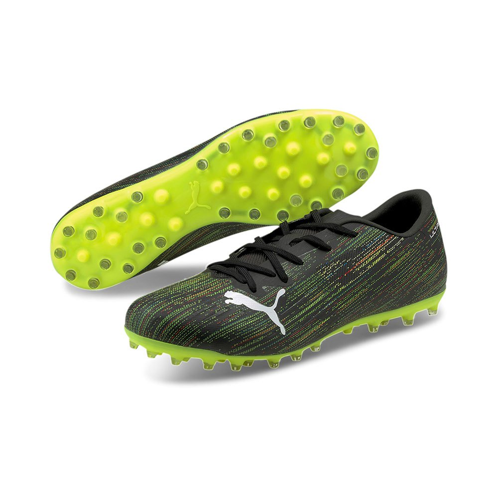 Puma Ultra 2.2 Mg EU 45 Puma Black / Puma White / Yellow Alert