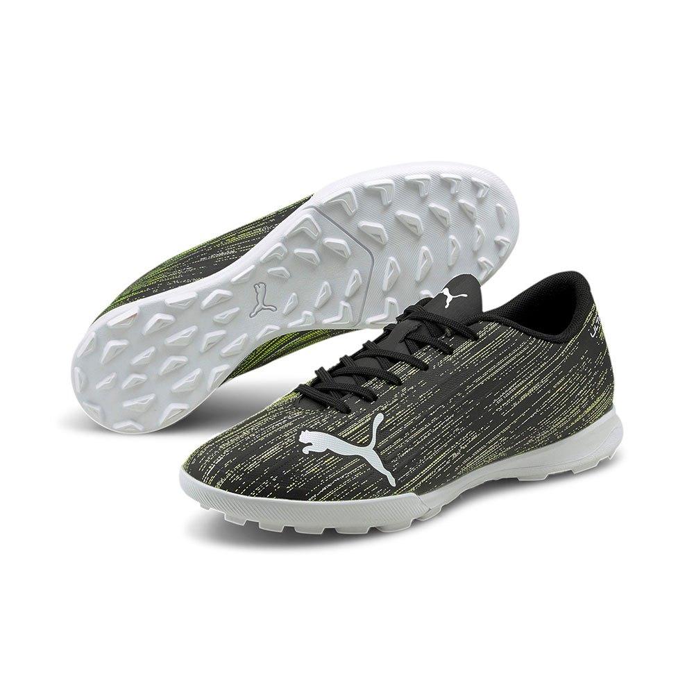 Puma Chaussures Football Ultra 4.2 Tt EU 42 Puma Black / Puma White / Yellow Alert