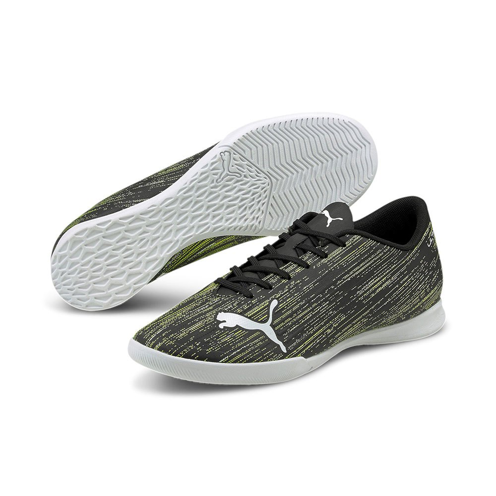Puma Chaussures Football Salle Ultra 4.2 It EU 45 Puma Black / Puma White / Yellow Alert