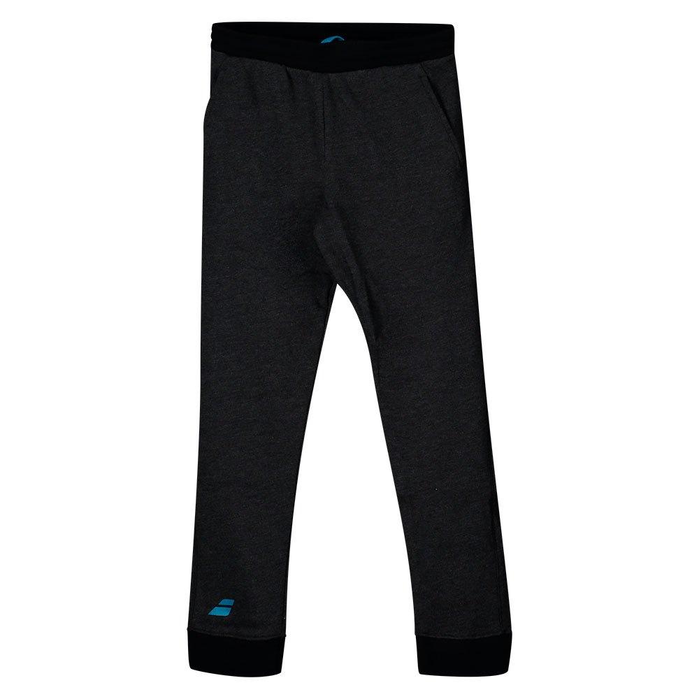 Babolat Pantalon Longue Exercise Jogger 8-10 Years Black Heather