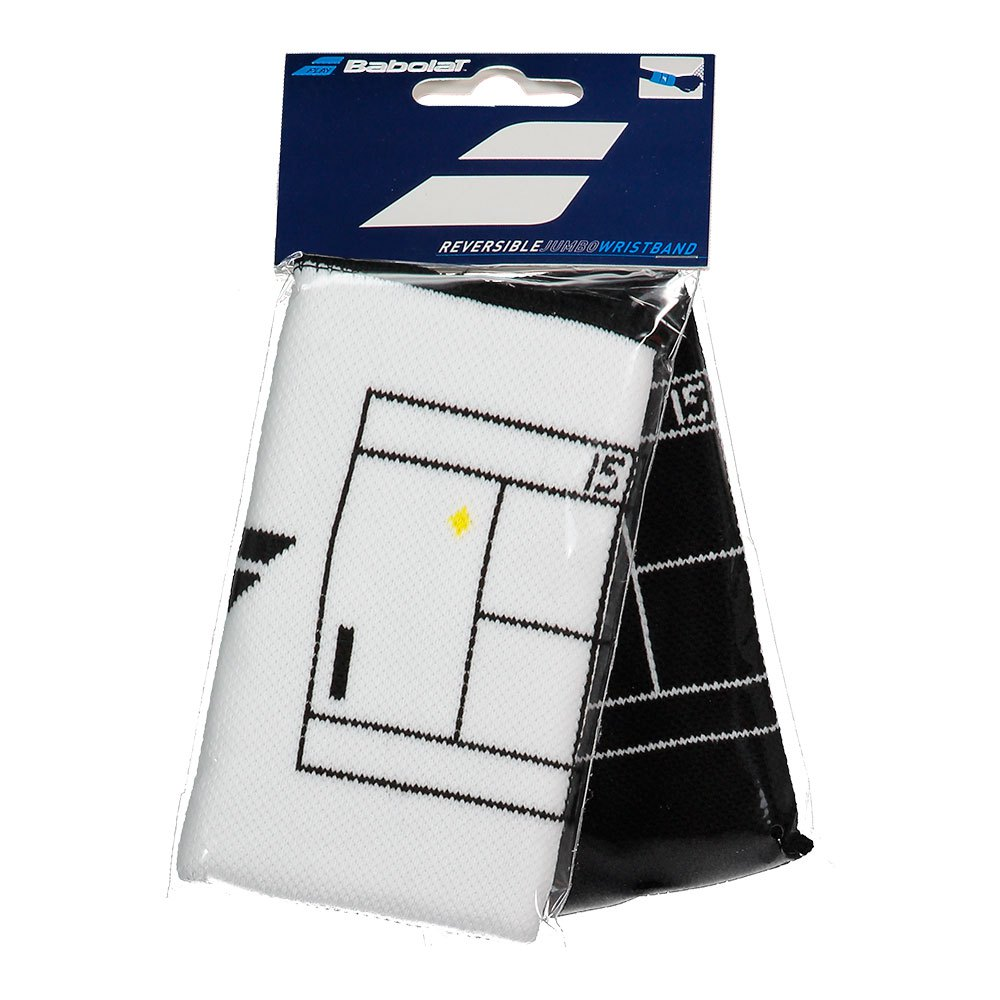 Babolat Reversible Jumbo One Size White / Black