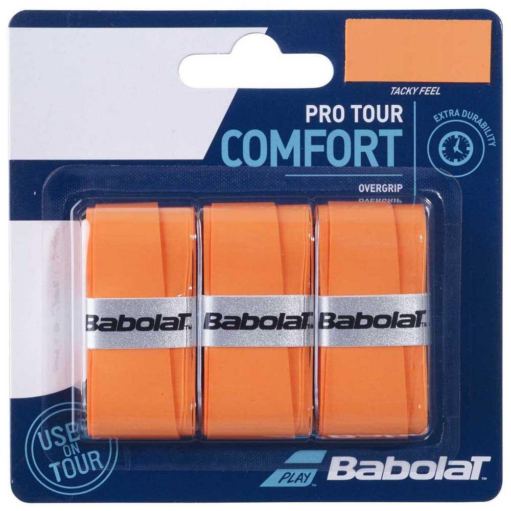 Babolat Pro Tour Comfort 3 Units One Size Orange