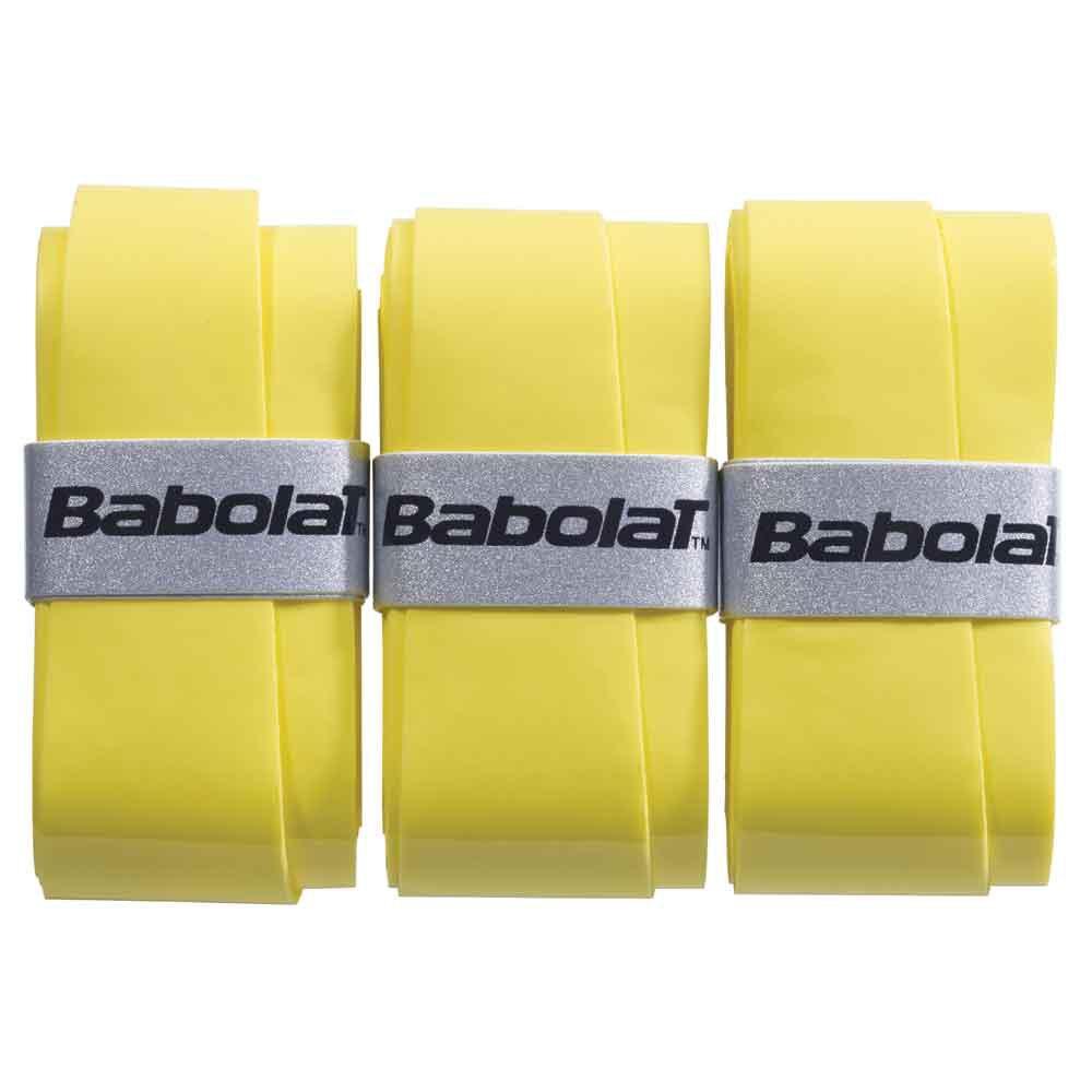 Babolat Pro Tour Comfort 3 Units One Size Yellow