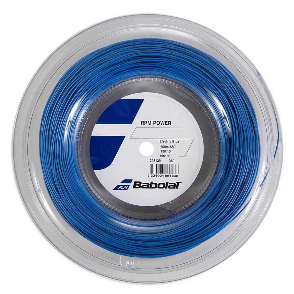 Babolat Rpm Power 200 M 1.25 mm Electric Blue
