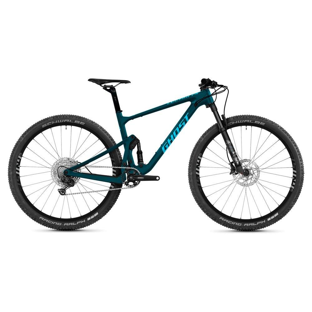 Ghost Bikes Lector Fs Essential 29 2021 S Petrol / Ocean