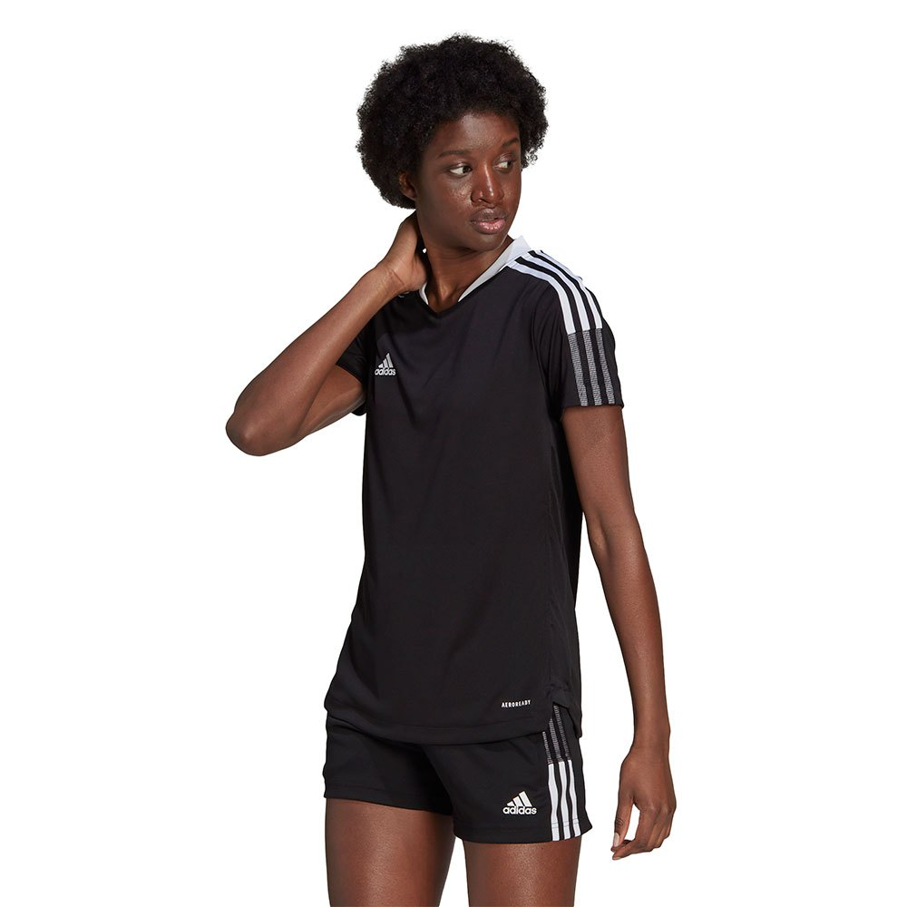 Adidas T-shirt Manche Courte Tiro 21 Training XL Black