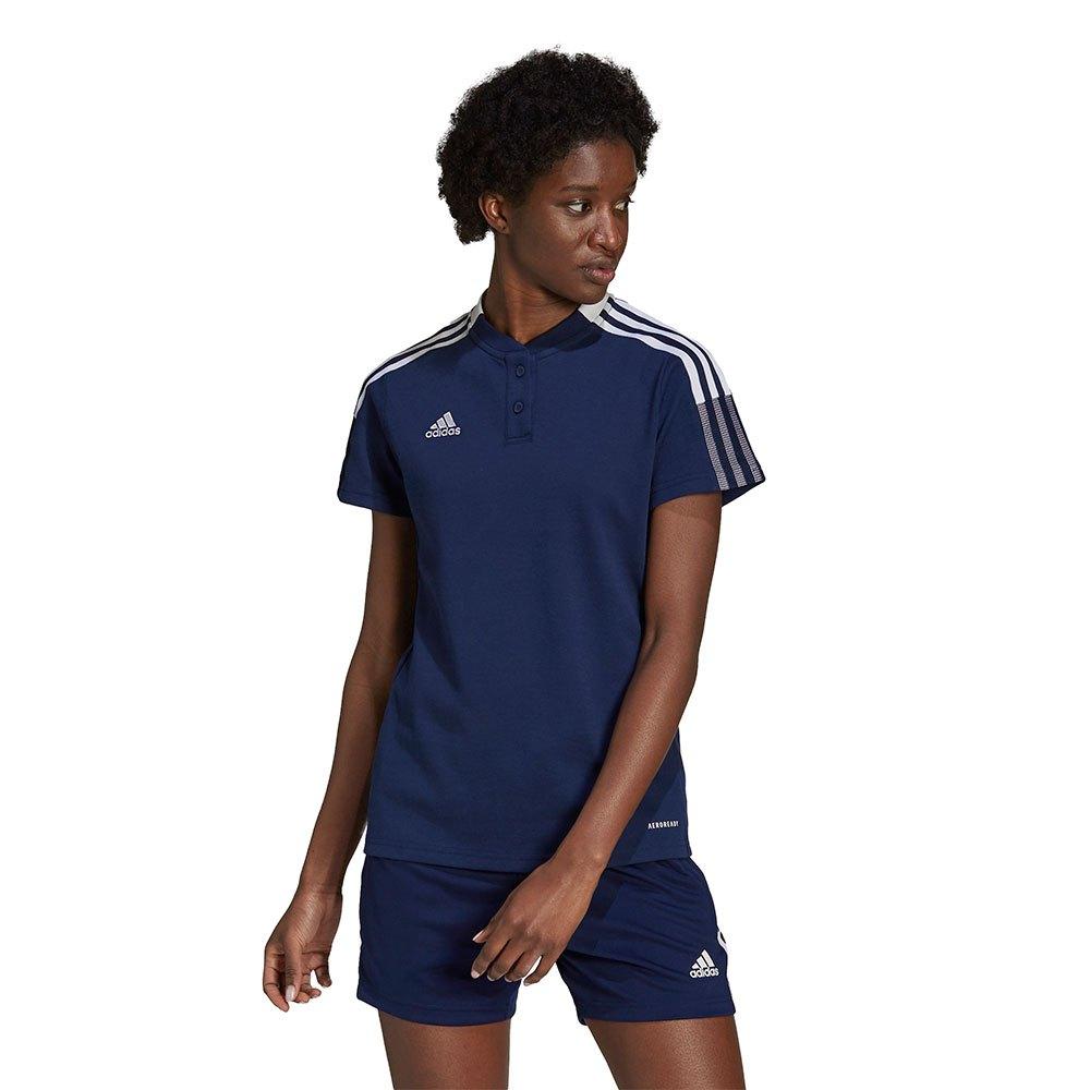 Adidas Polo Manche Courte Tiro 21 M Team Navy Blue