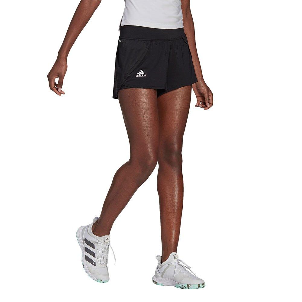 Adidas Short Match XS Black / White