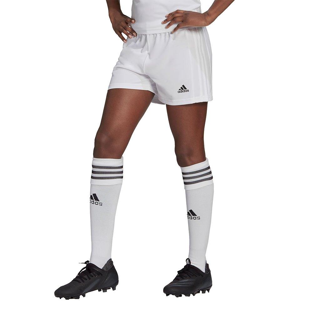 Adidas Short Squadra 21 S White / White