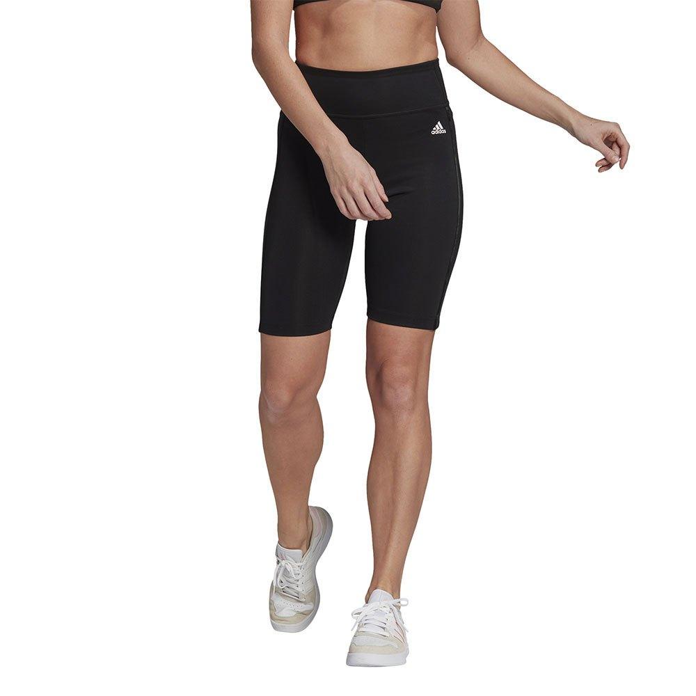 Adidas Mallas Cortas Designed 2 Move Aeroready Dance XS Black / White