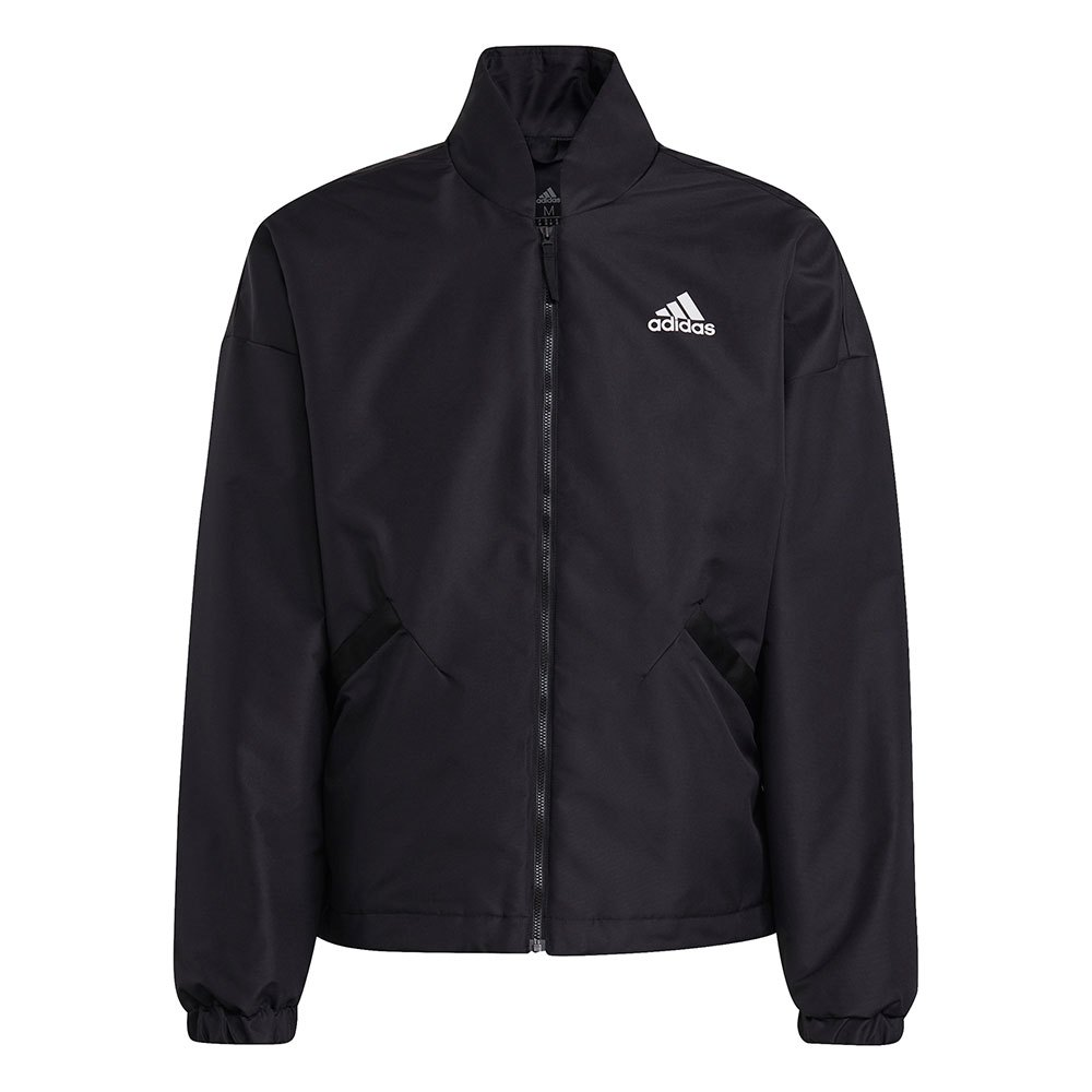 Adidas Back To Sport Light Insulated Jacket L Black