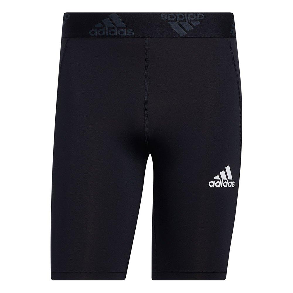 Adidas Mallas Cortas Techfit XS Black