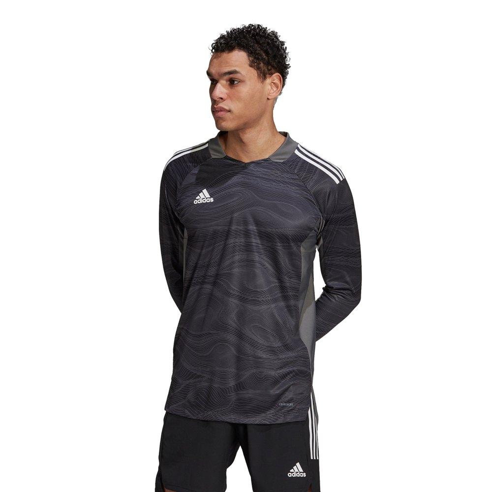 Adidas Condivo 21 Primeblue Long Sleeve T-shirt XL Black