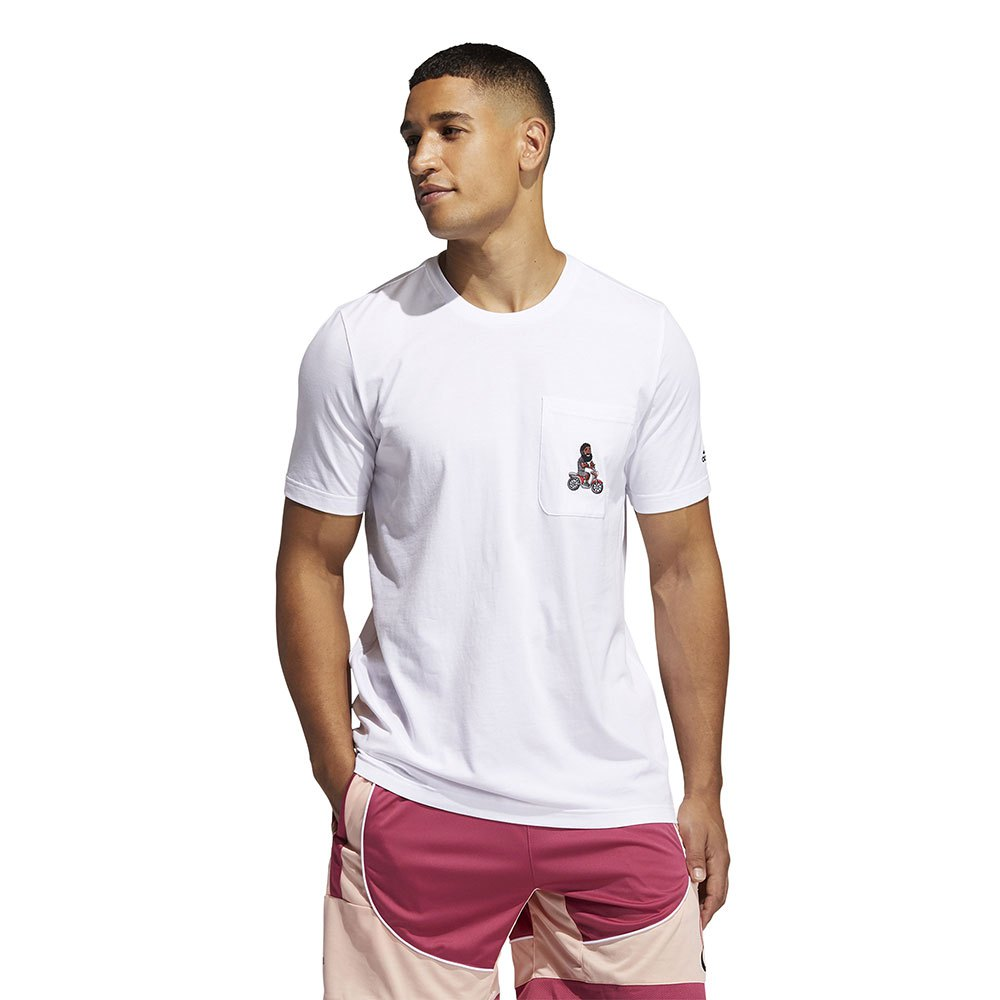 Adidas Harden Avatar Pocket XL White