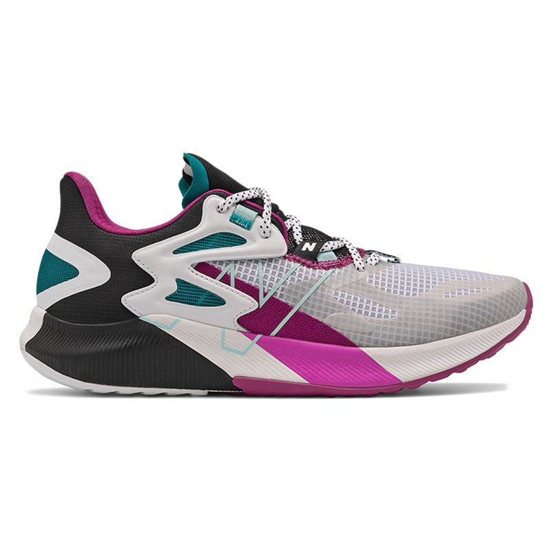 New Balance Fuelcell Propel Rmx EU 44 White / Purple / Black / Turquoise