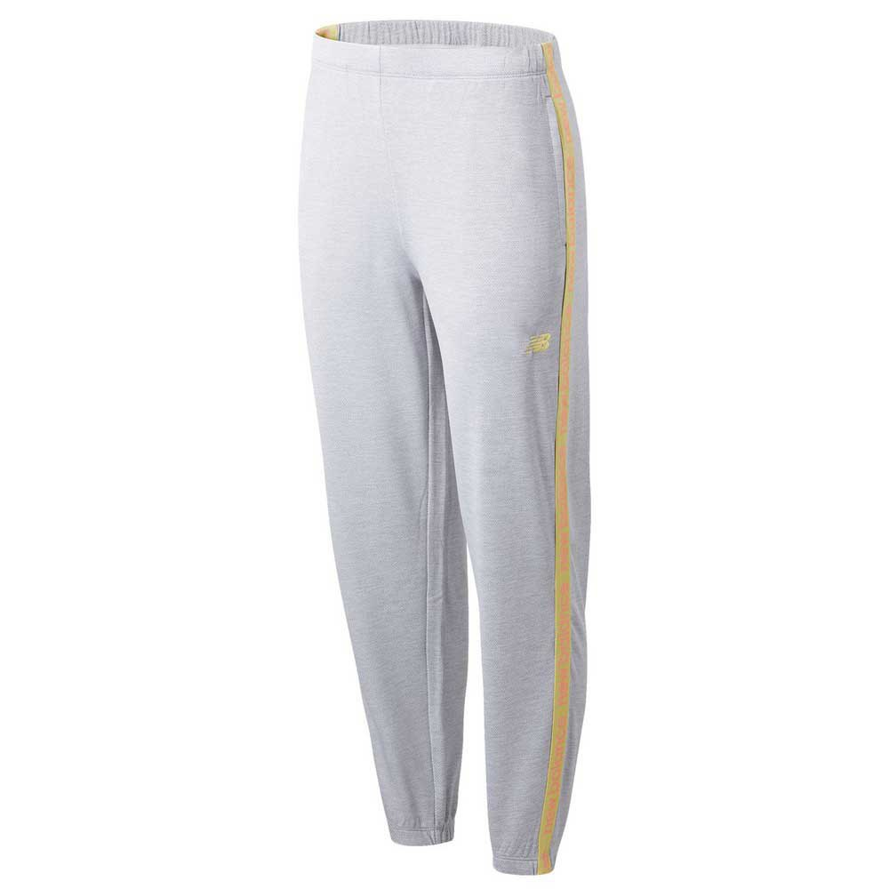 New Balance Pantalon Longue Relentless Jogger L Athletic Grey