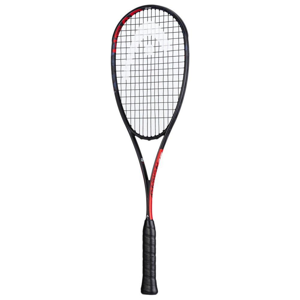 Head Racket Graphene 360+ Radical 120 Sb 7 Black / Red