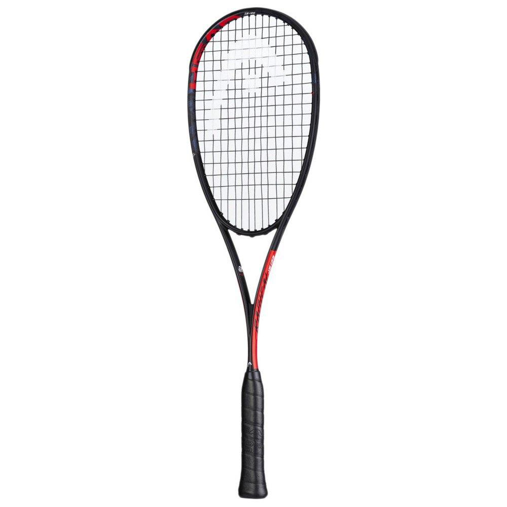 Head Racket Graphene 360+ Radical 135 Sb 7 Black / Red