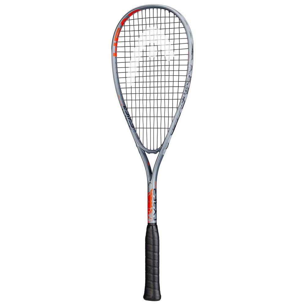 Head Racket Raquette Squash Cyber Elite 0 Grey / Orange