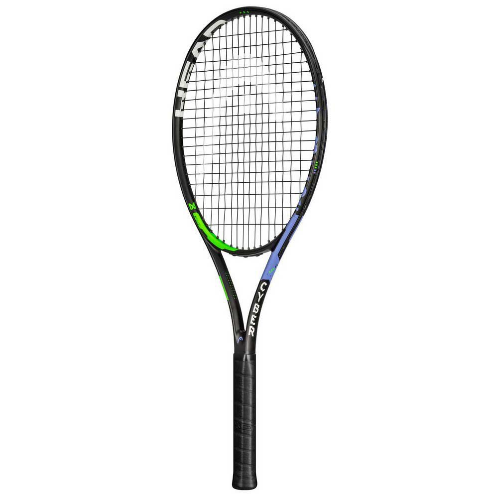 Head Racket Mx Cyber Pro 0 Black