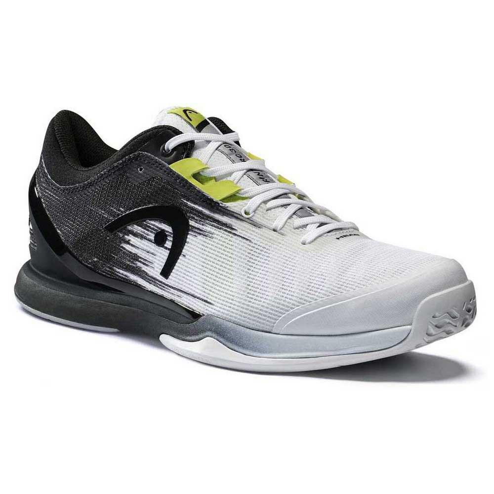 Head Racket Sprint Pro 3.0 EU 44 White / Raven
