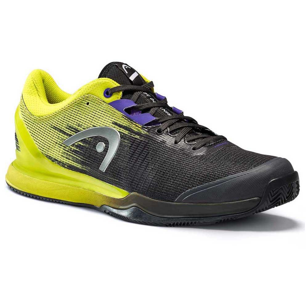 Head Racket Chaussures Terre Battue Sprint Pro 3.0 EU 40 Purple / Lime
