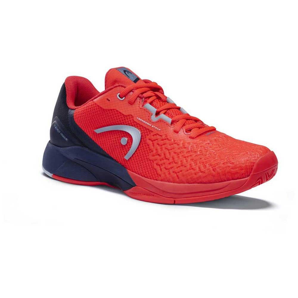 Head Racket Revolt Pro 3.5 EU 44 Neon Red / Dress Blue