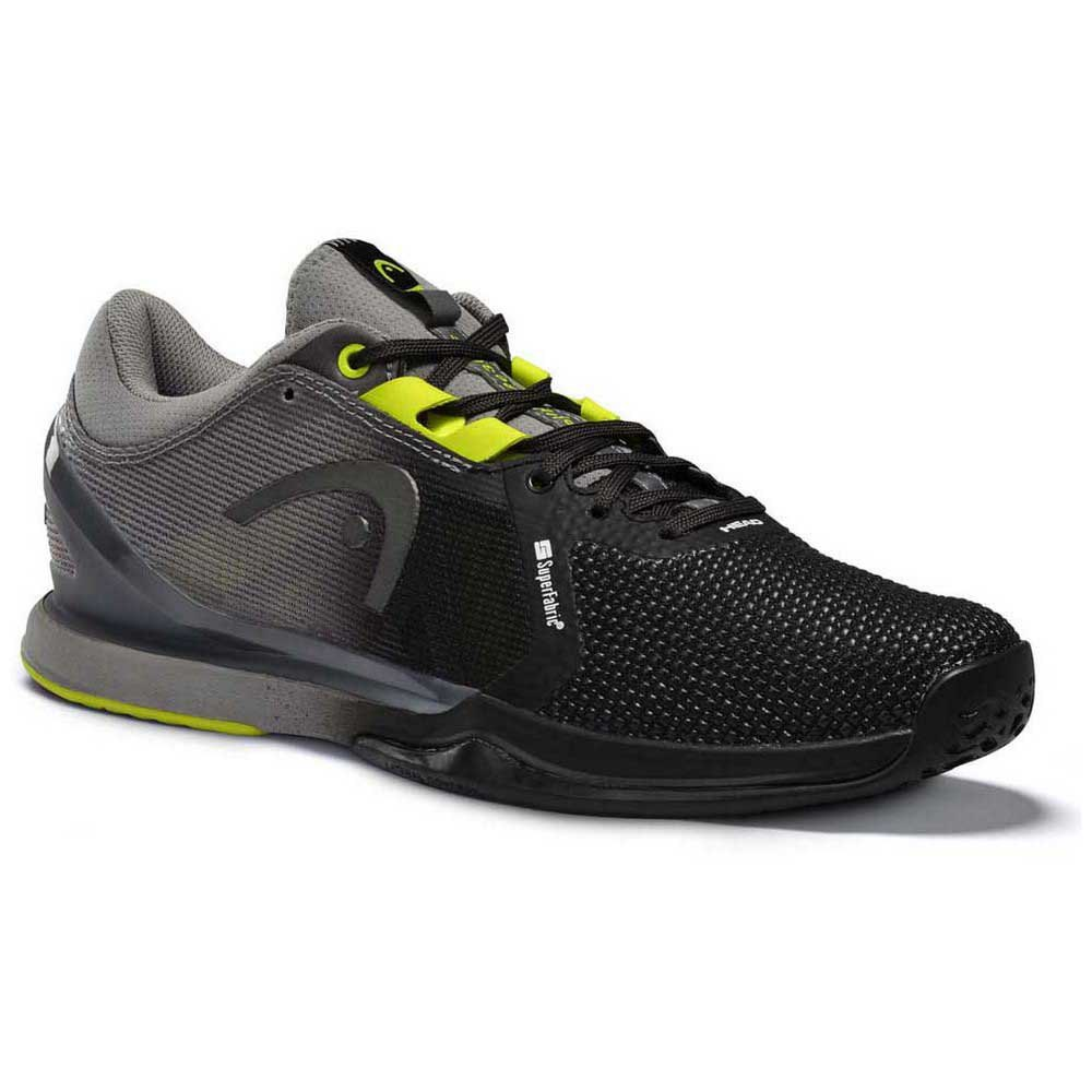 Head Racket Sprint Pro 3.0 Sf EU 44 Black / Yellow