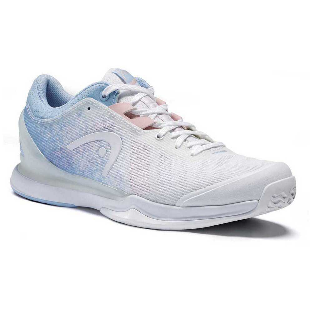 Head Racket Sprint Pro 3.0 EU 37 White / Light Blue