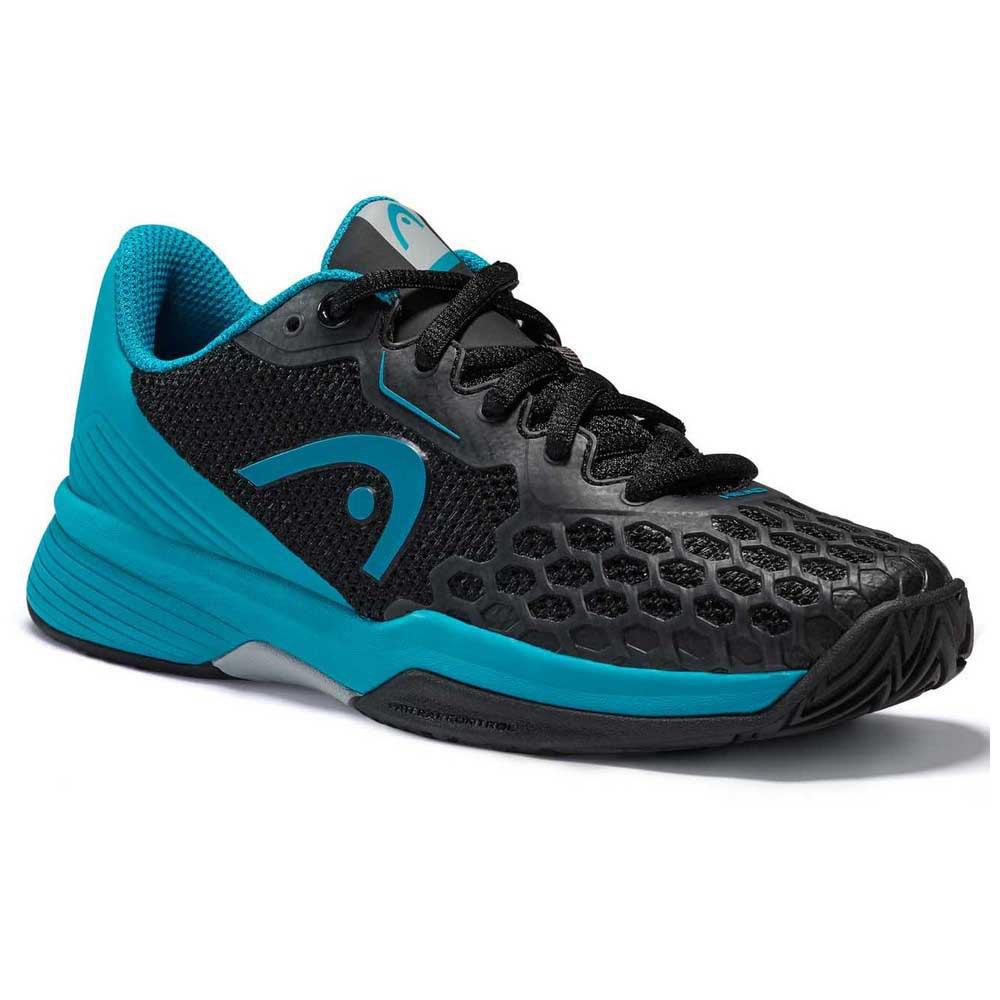 Head Racket Chaussures Revolt Pro 3.5 EU 33 Raven / Capri