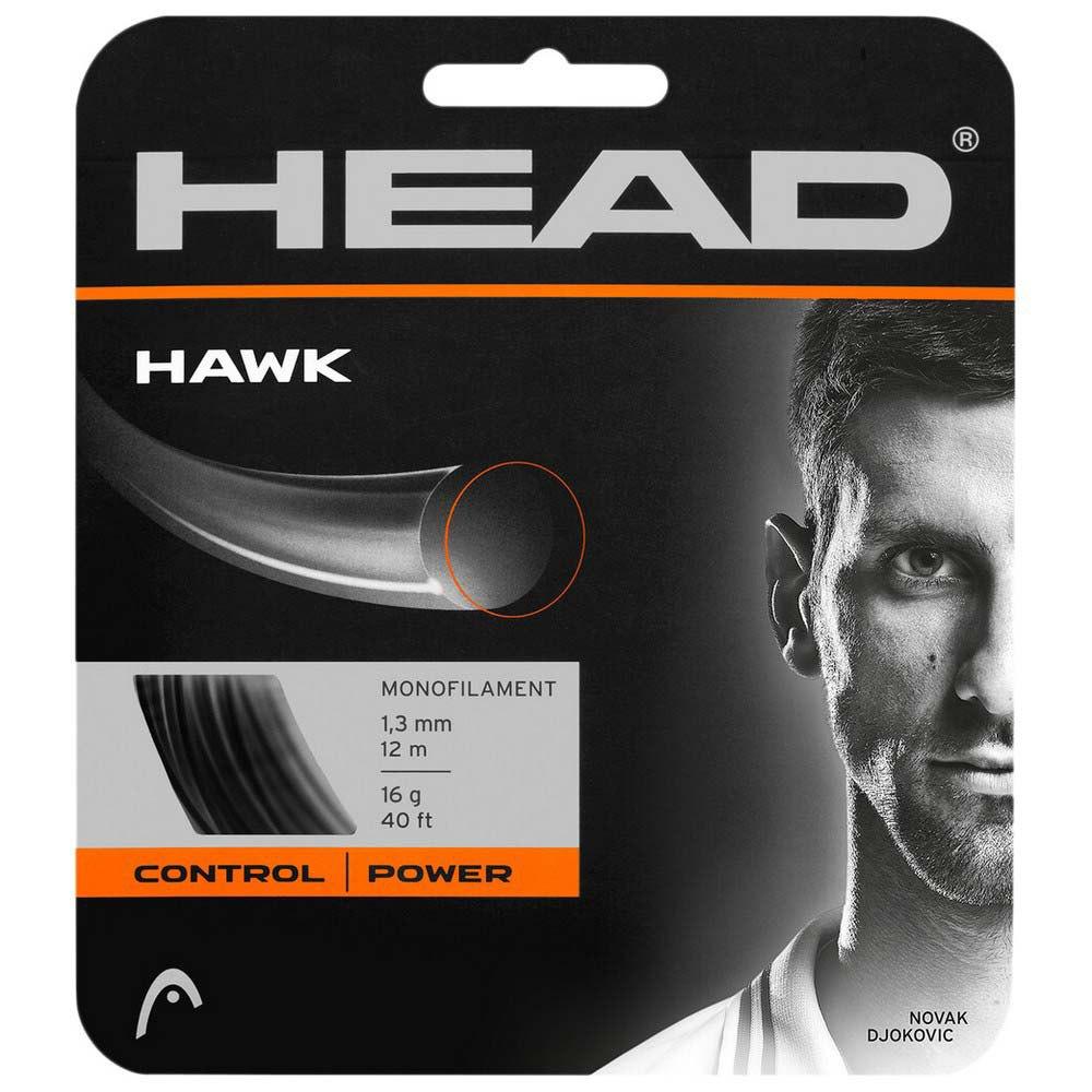 Head Racket Hawk 12 M 1.30 mm Black