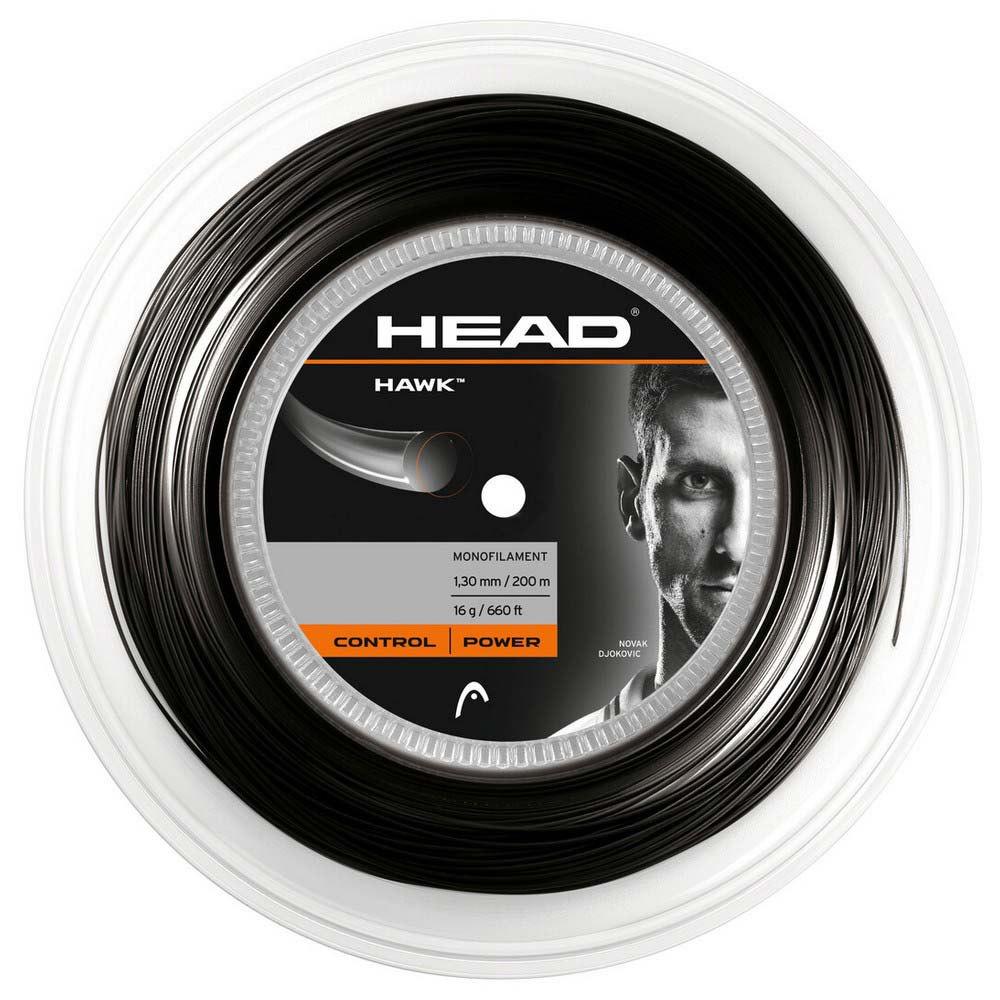Head Racket Hawk 200 M 1.30 mm Black