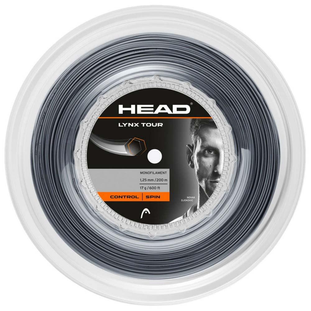 Head Racket Lynx Tour 200 M 1.30 mm Grey