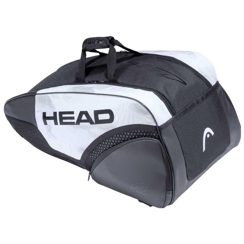 Head Racket Sac Raquettes Djokovic Supercombi One Size White / Black