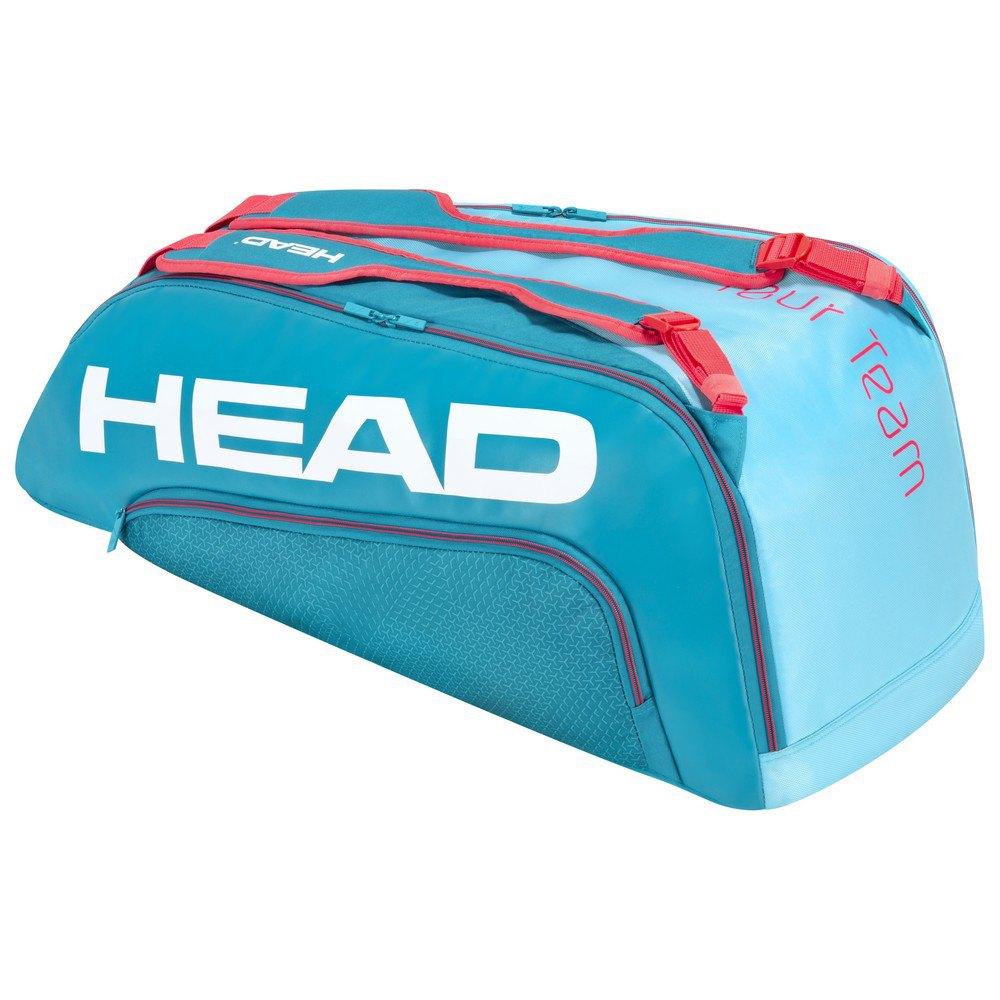 Head Racket Sac Raquettes Tour Team Supercombi One Size Blue / Pink