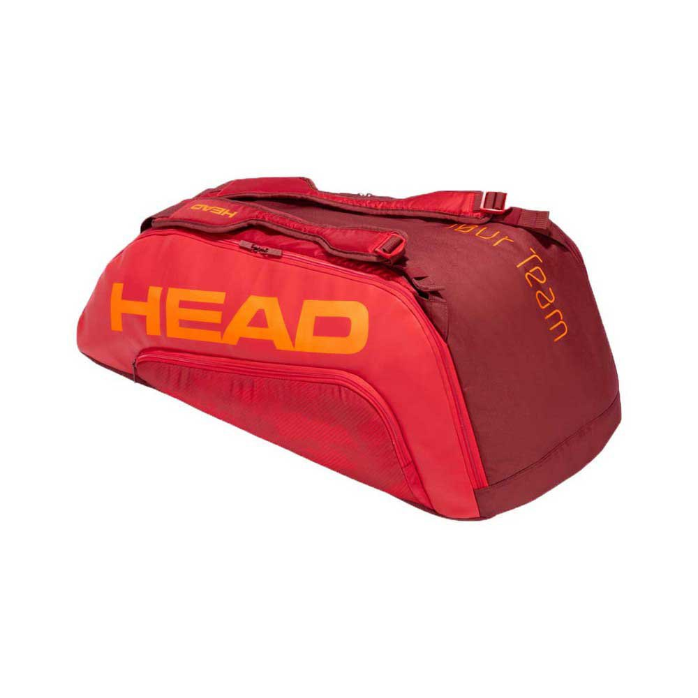 Head Racket Sac Raquettes Tour Team Supercombi One Size Red / Red
