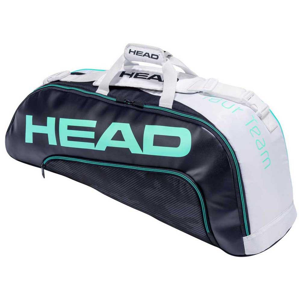 Head Racket Sac Raquettes Tour Team Combi One Size Navy / White