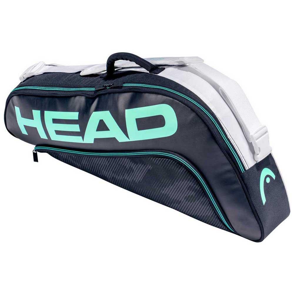 Head Racket Sac Raquettes Tour Team Pro One Size Navy / White