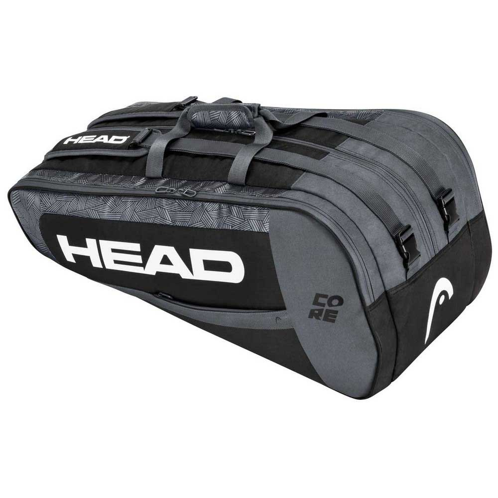 Head Racket Sac Raquettes Core Supercombi One Size Black / White
