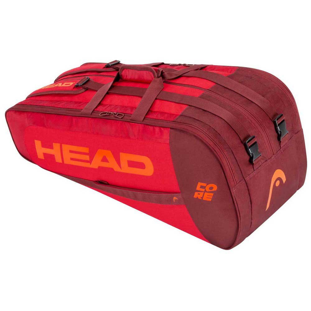 Head Racket Sac Raquettes Core Supercombi One Size Red / Red