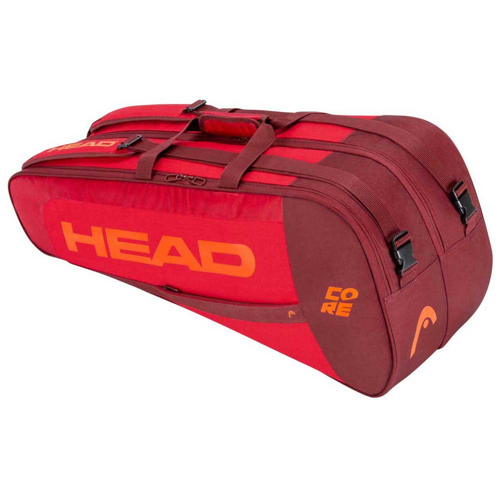 Head Racket Sac Raquettes Core Combi One Size Red / Red