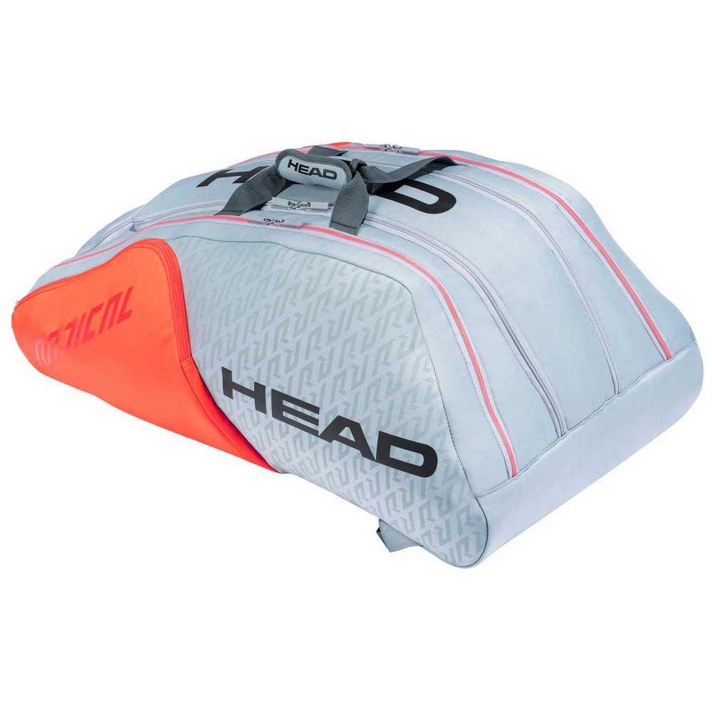 Head Racket Sac Raquettes Radical Monstercombi One Size Grey / Orange
