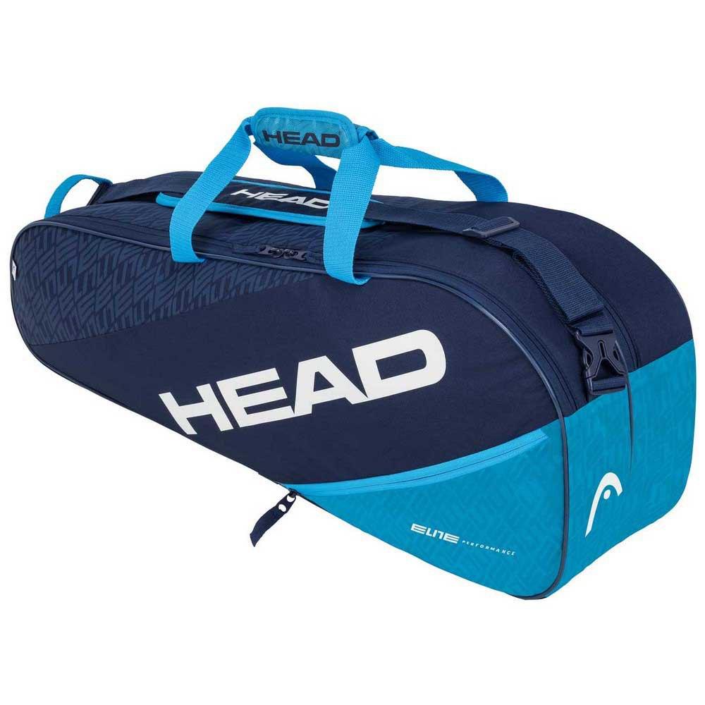 Head Racket Sac Raquettes Elite Combi One Size Navy / Blue