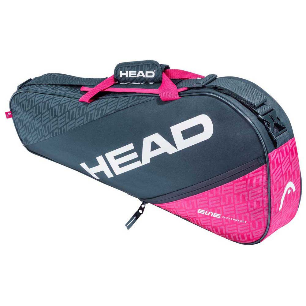 Head Racket Sac Raquettes Elite Pro One Size Anthracite / Pink