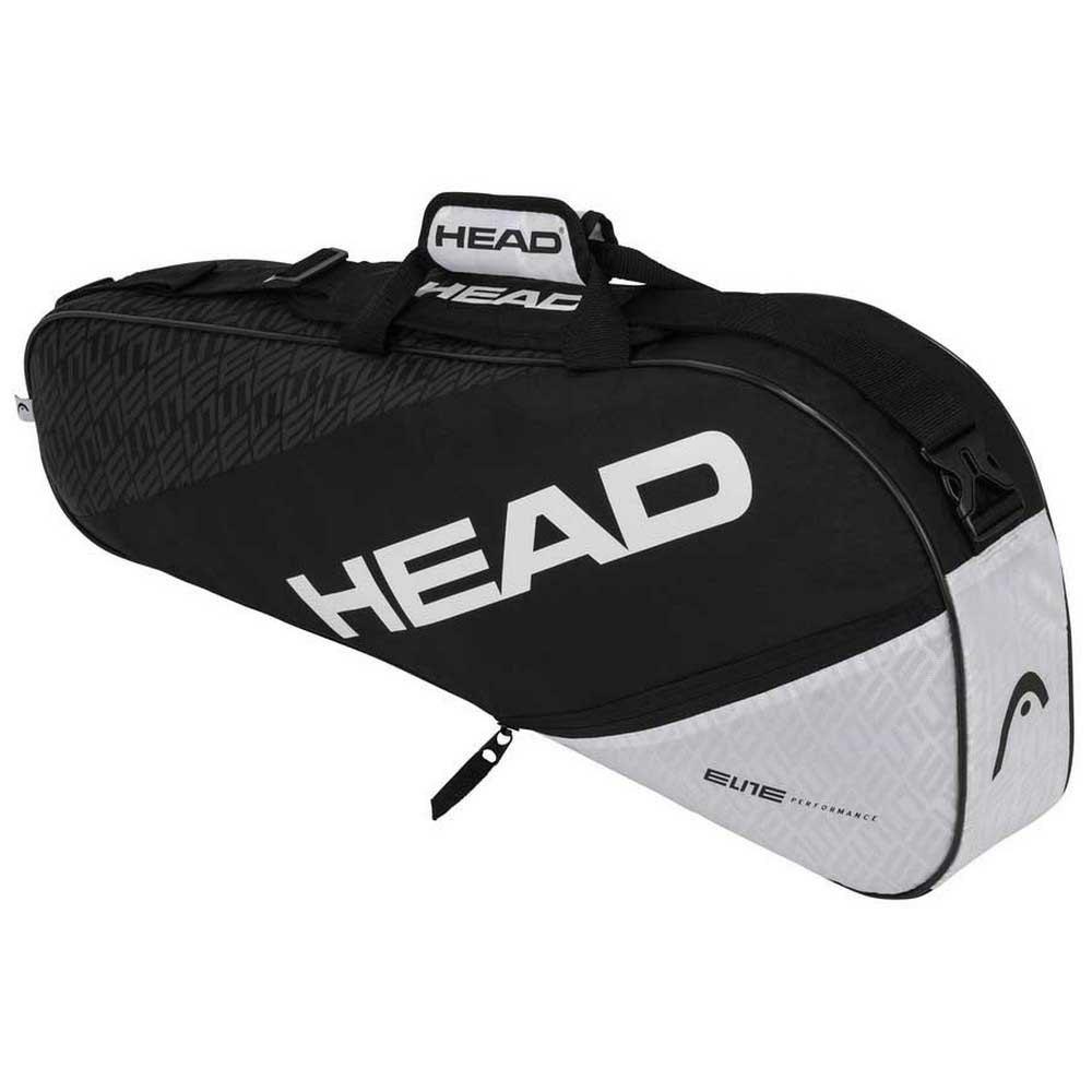 Head Racket Sac Raquettes Elite Pro One Size Black / White