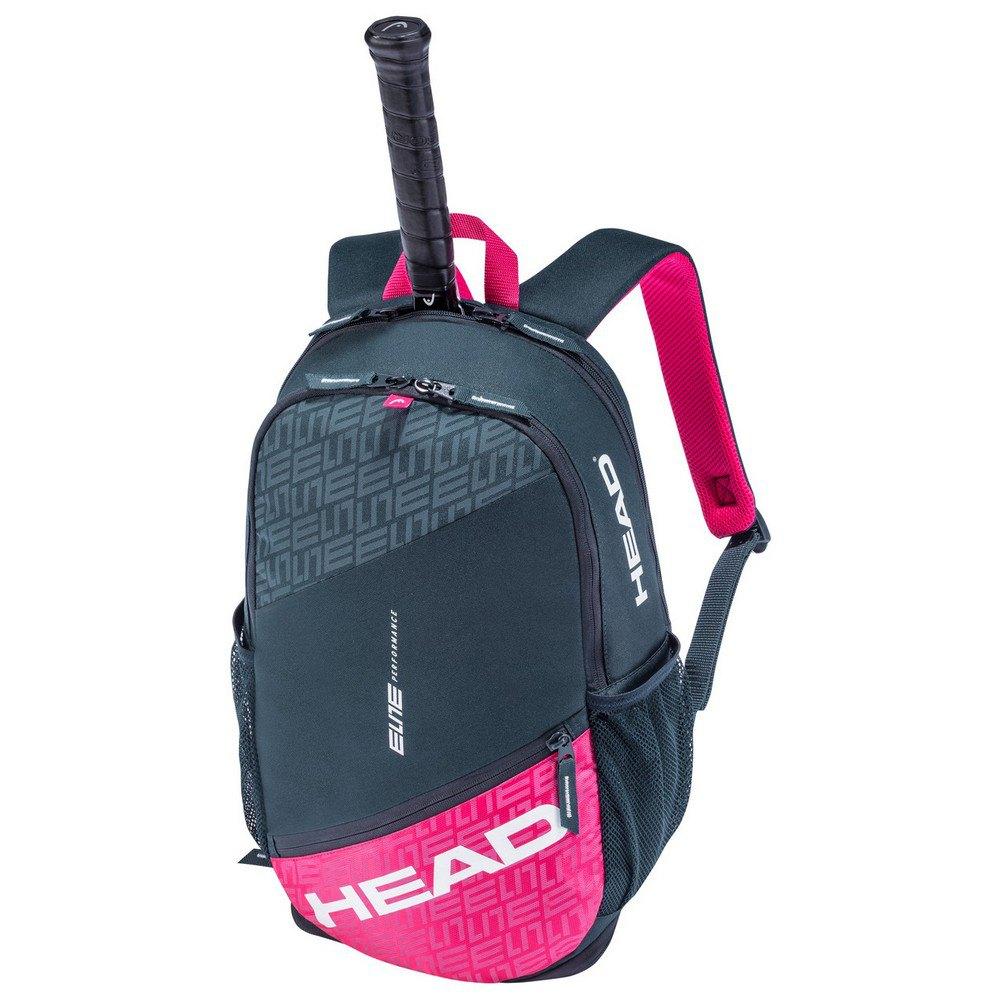 Head Racket Elite One Size Anthracite / Pink