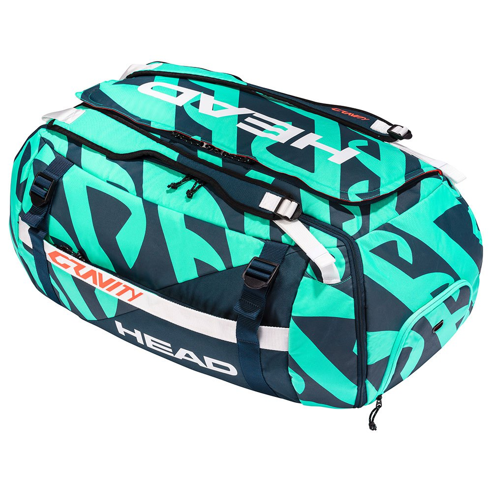 Head Racket Gravity R-pet Duffle One Size Teal / Navy