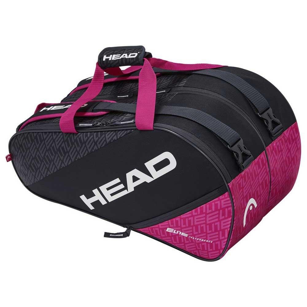 Head Racket Elite Supercombi One Size Anthracite / Pink