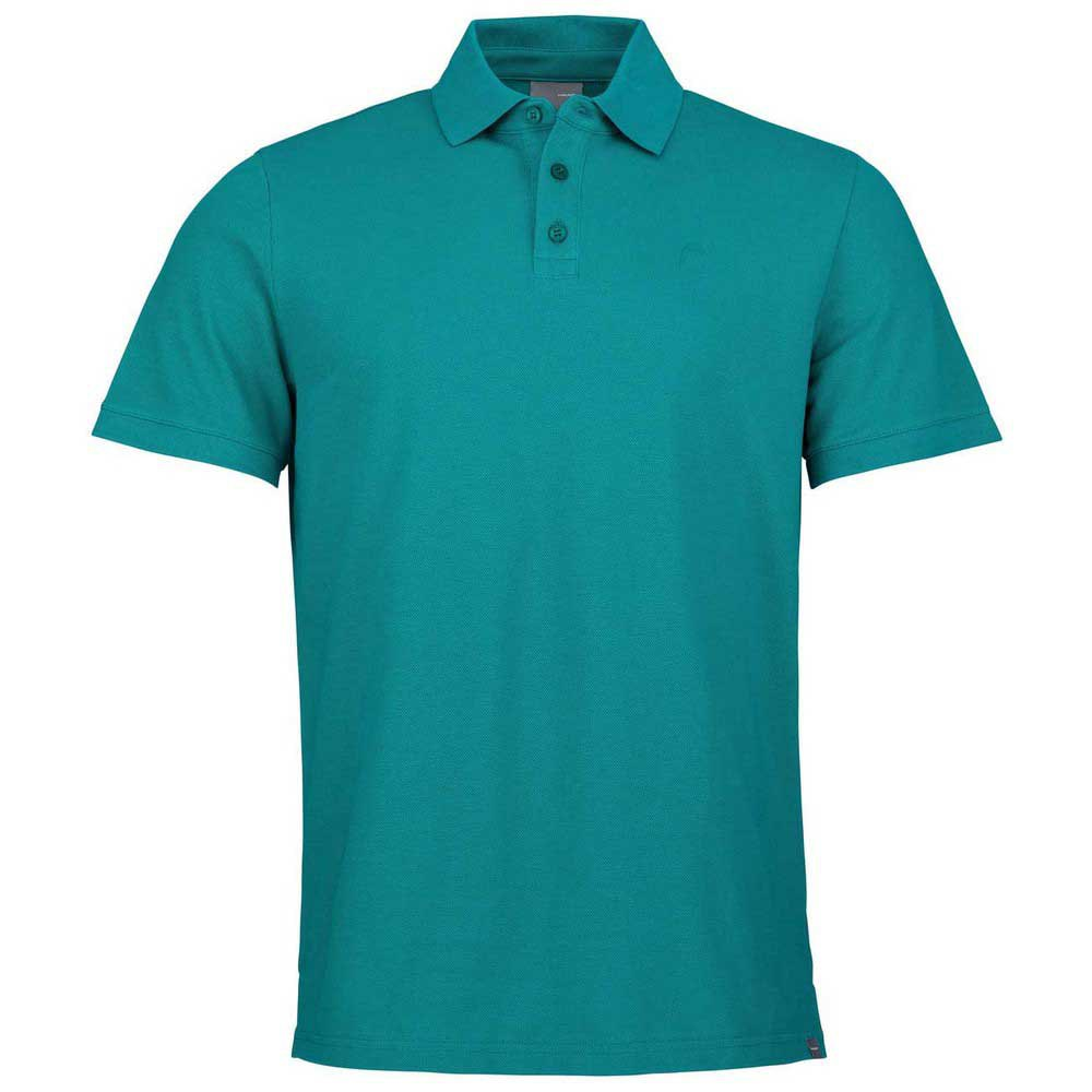 Head Racket Polo L Turquoise